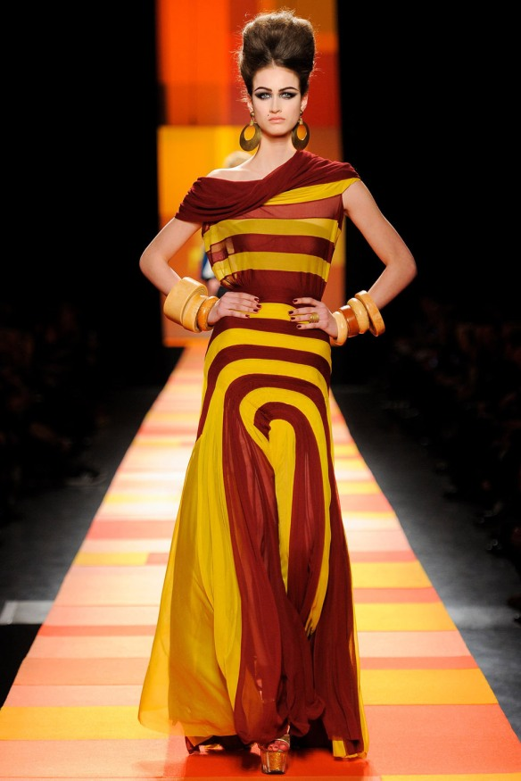 Jean Paul Gaultier Spring - Summer 2013, Haute Couture collection.2