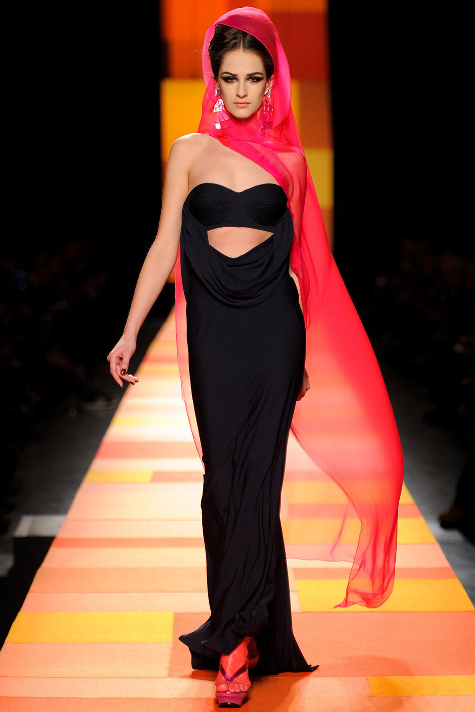 Jean Paul Gaultier Spring - Summer 2013, Haute Couture collection.20