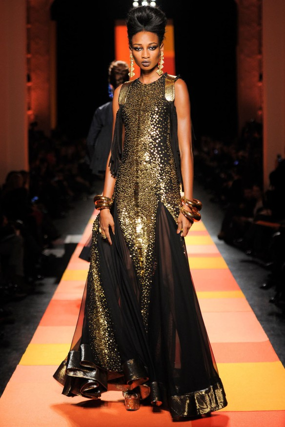Jean Paul Gaultier Spring - Summer 2013, Haute Couture collection.21