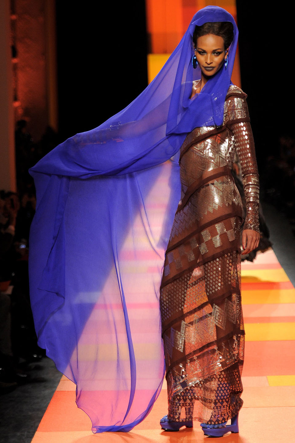 Jean Paul Gaultier Spring - Summer 2013, Haute Couture collection.24