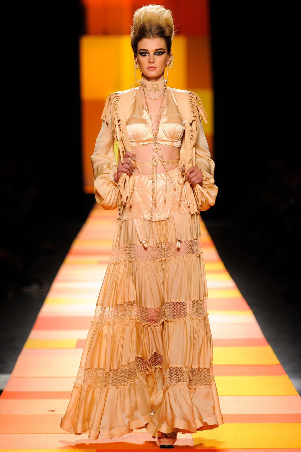 Jean Paul Gaultier Spring - Summer 2013, Haute Couture collection.25