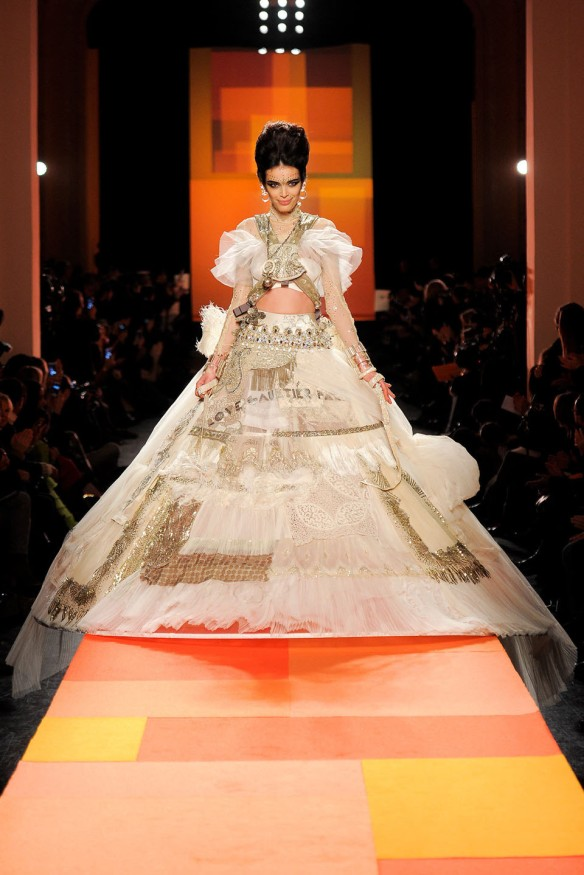 Jean Paul Gaultier Spring - Summer 2013, Haute Couture collection.30