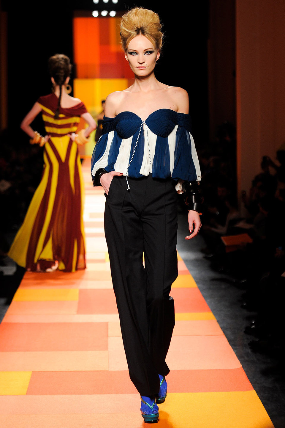 Jean Paul Gaultier Spring - Summer 2013, Haute Couture collection.4