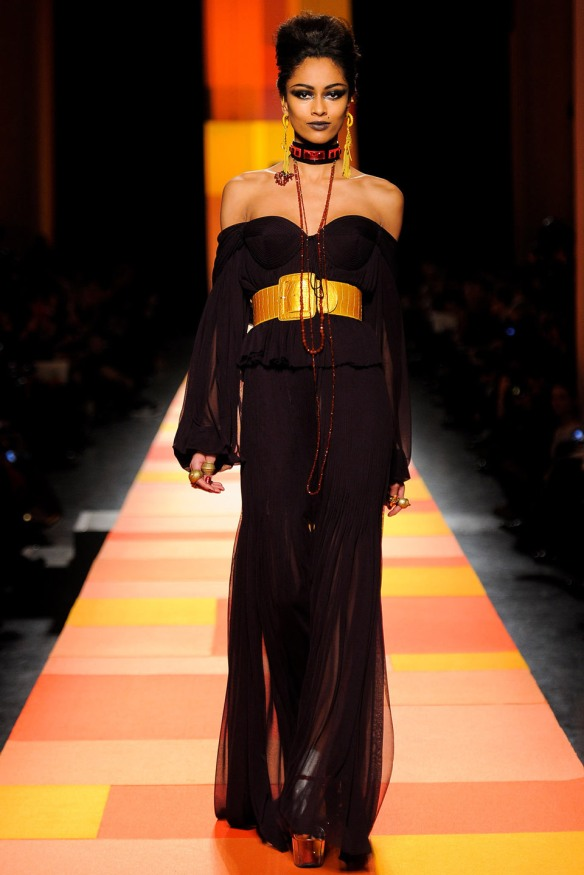 Jean Paul Gaultier Spring - Summer 2013, Haute Couture collection.5