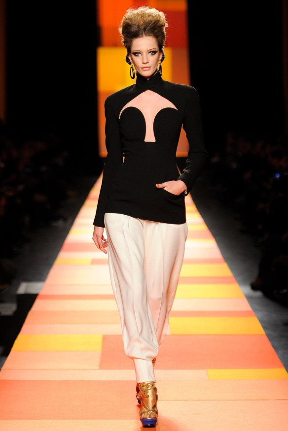 Jean Paul Gaultier Spring - Summer 2013, Haute Couture collection.7