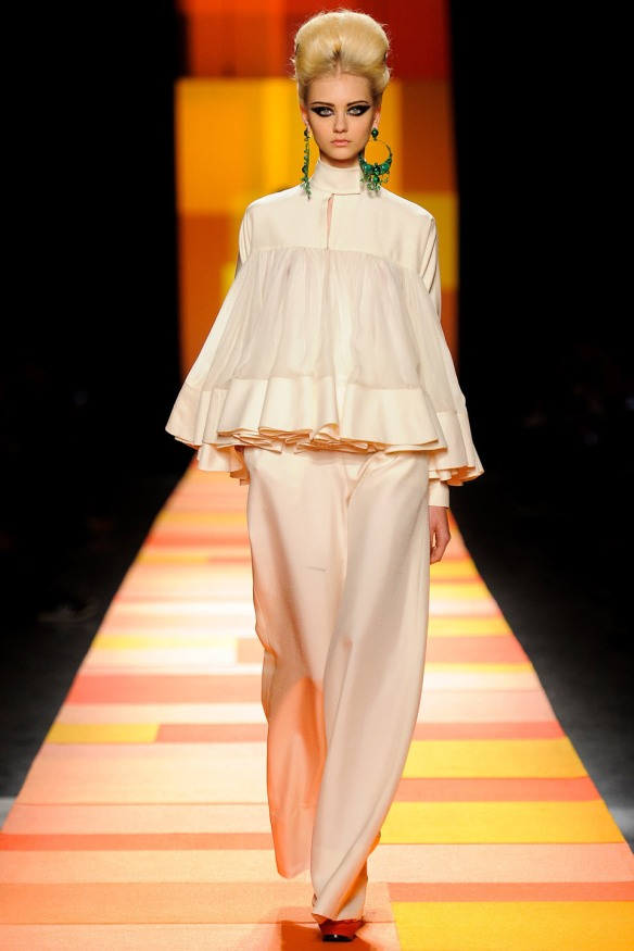 Jean Paul Gaultier Spring - Summer 2013, Haute Couture collection.8