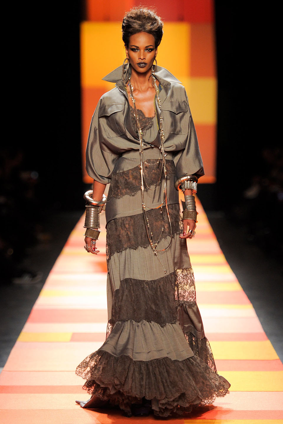 Jean Paul Gaultier Spring - Summer 2013, Haute Couture collection.9