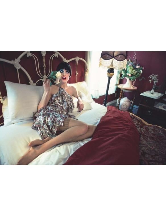 Liza  NUMÉRO  August 2013.6
