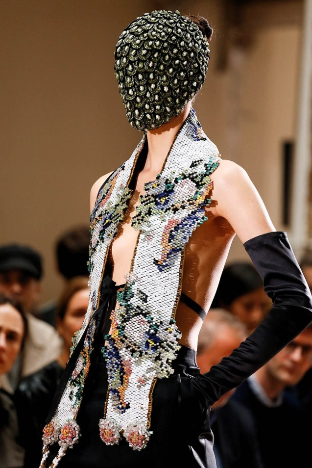 Maison Martin Margiela Autumn Winter 20132014  Haute Couture collection.6
