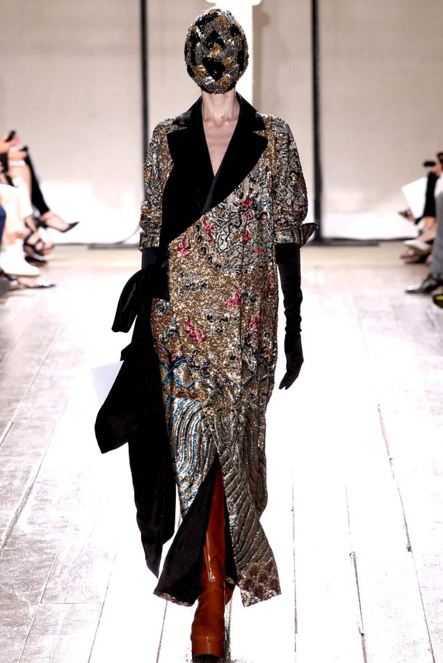Maison Martin Margiela Autumn Winter 20132014  Haute Couture collection.7