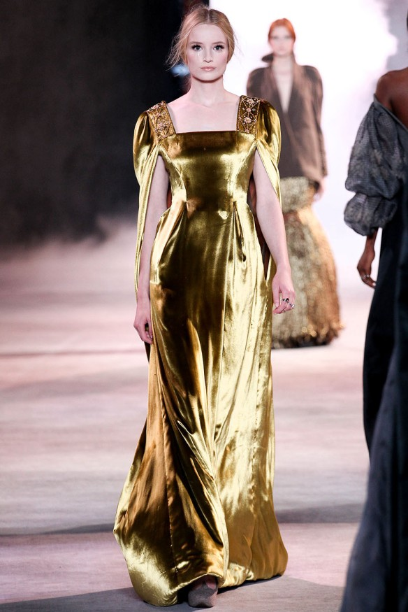 Ulyana Sergeenko FW 20142014 Haute Couture Collection.13