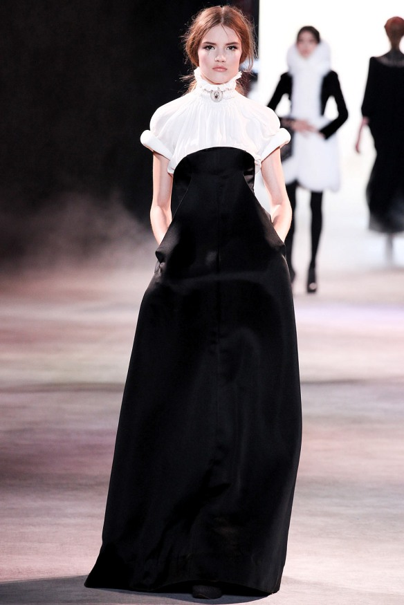 Ulyana Sergeenko FW 20142014 Haute Couture Collection.3