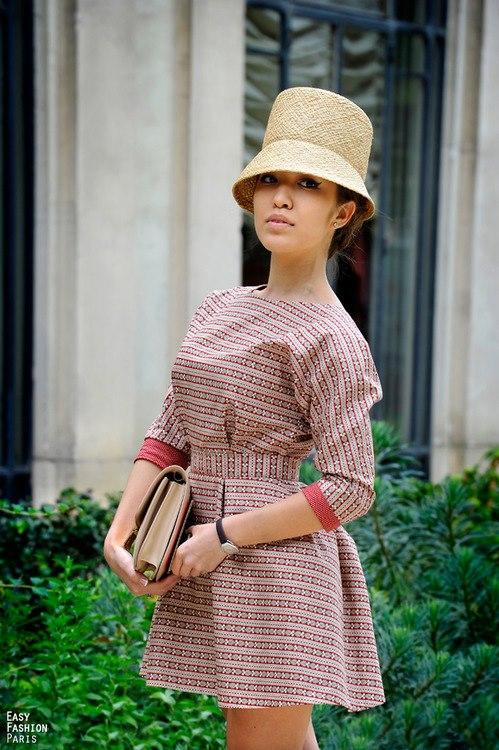 Ulyana Sergeenko- Street Style.9