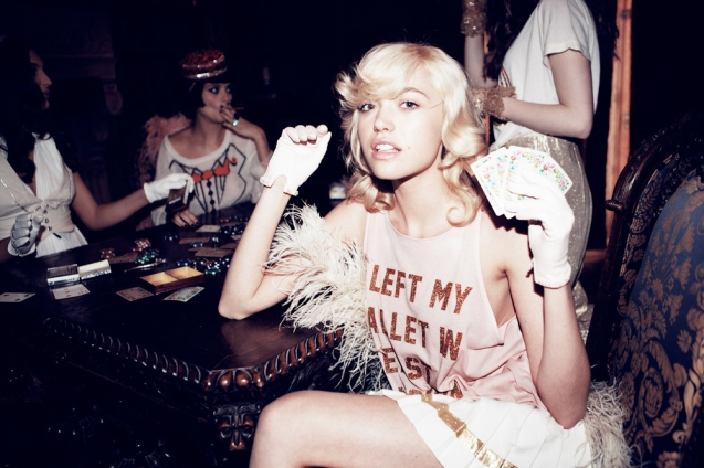Wildfox Fall 2013 Collection.14