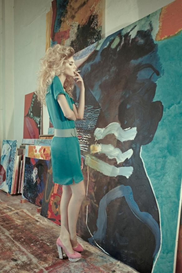Yasmina M by Daniela Rettore for Bambi Magazine #14.3