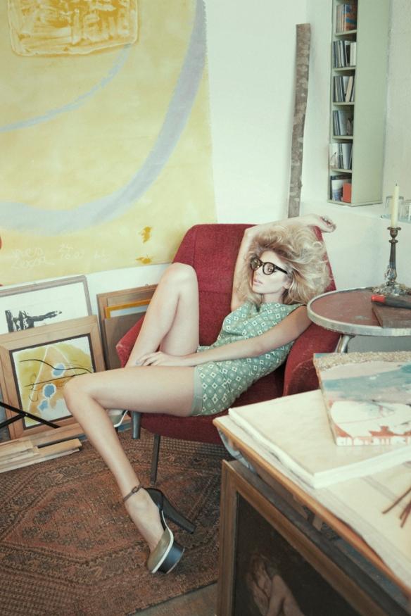 Yasmina M by Daniela Rettore for Bambi Magazine #14.8
