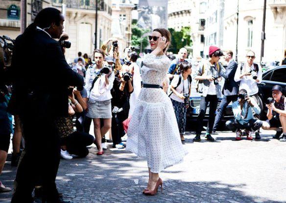 Ulyana Sergeenko- Street Style.4