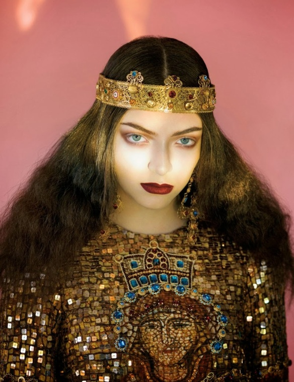 Lorde for The Wild Magazine | December 2013