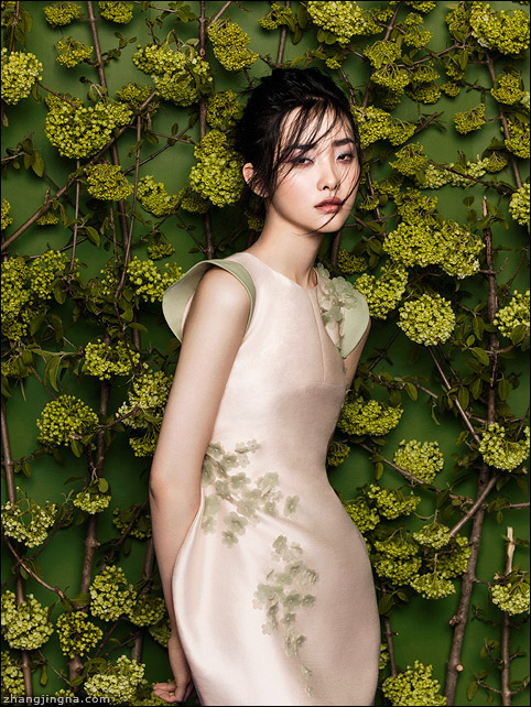 Phuong My SS14- Season of Bloom-1