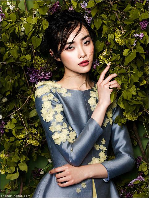 Phuong My SS14- Season of Bloom-4