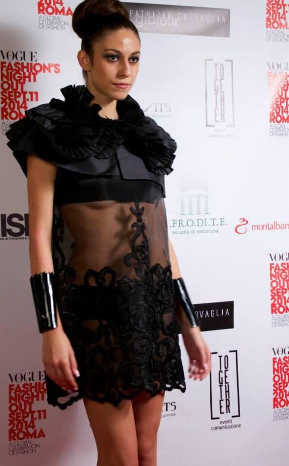 #VFNO Rome 2014 | Nino Lettieri Haute Couture