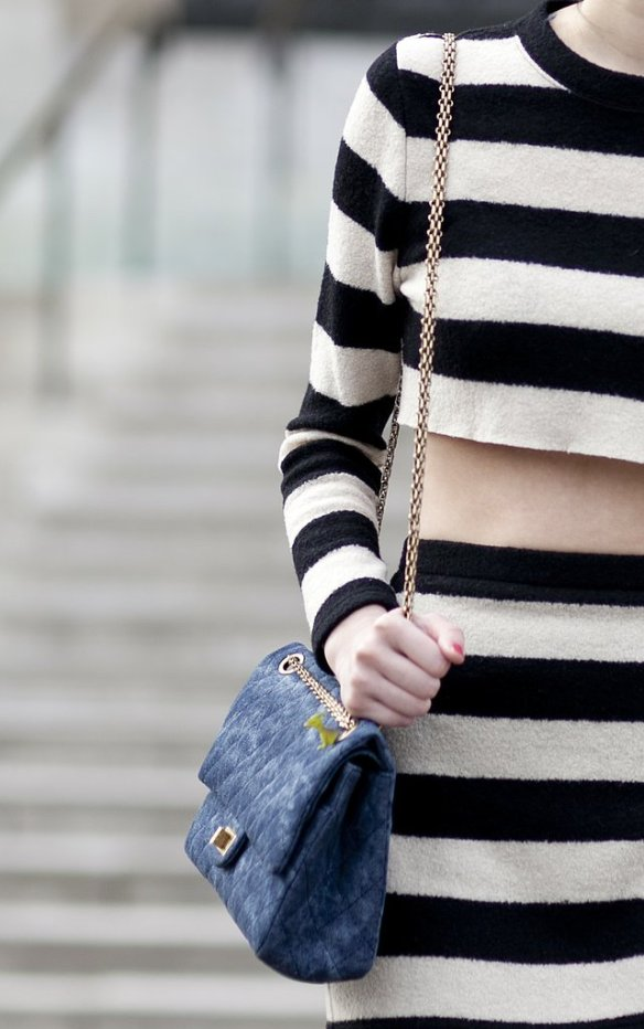 Chanel-stripes