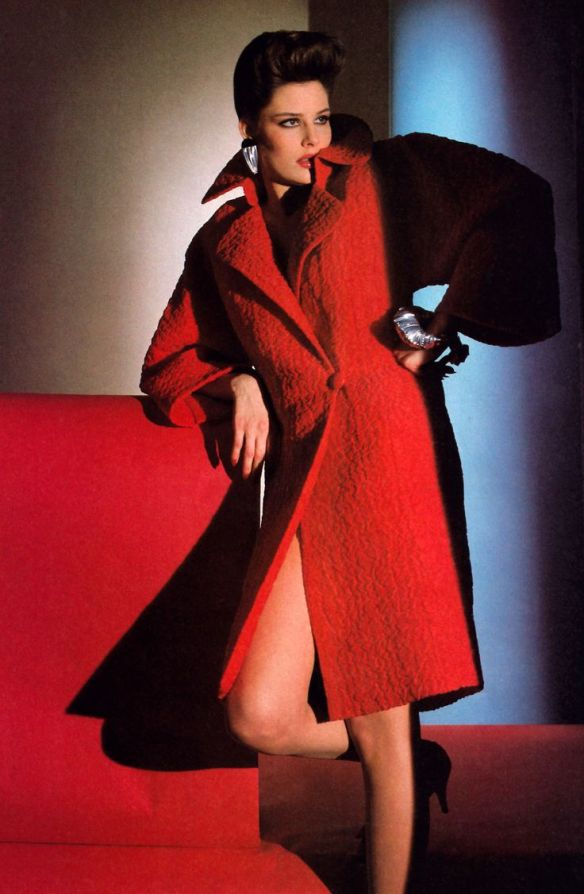Coat by James Galanos-1983-misseychelles-fashion-blog