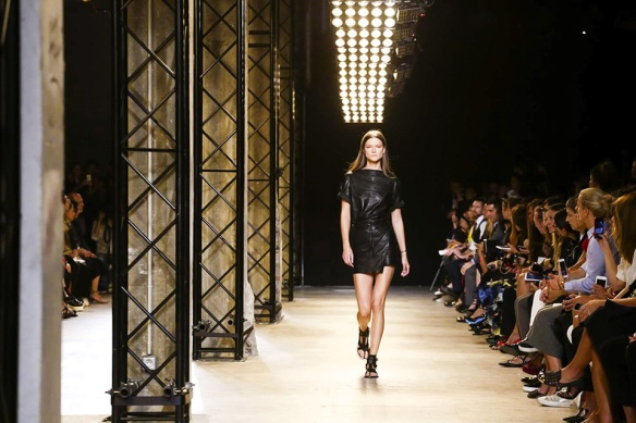 Isabel Marant, Ready to Wear Spring Summer 2015 Collection in Paris