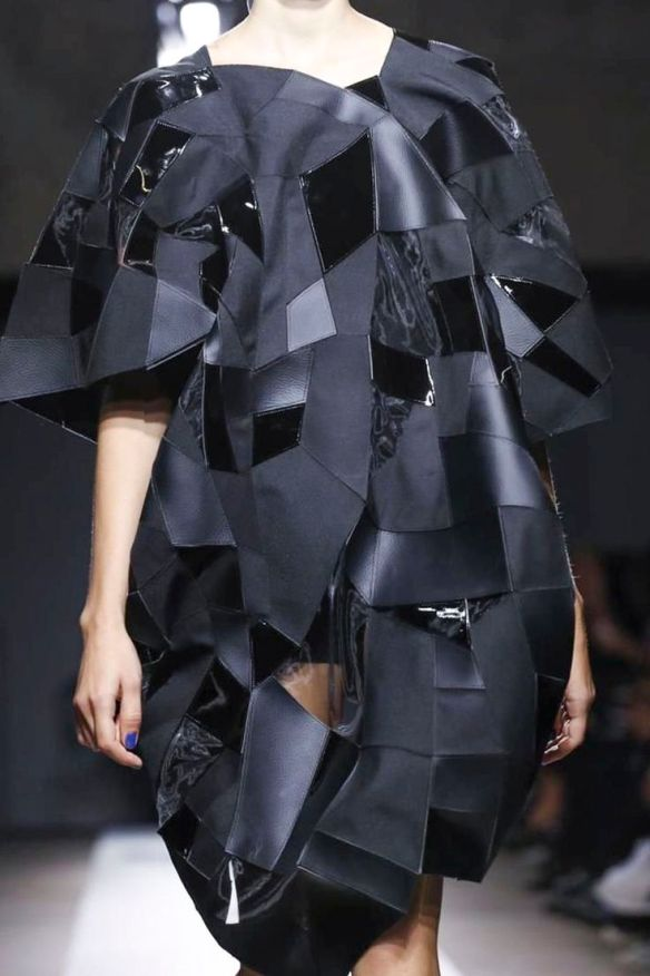 Junya Watanabe, Ready to Wear Spring Summer 2015 Collection in Paris